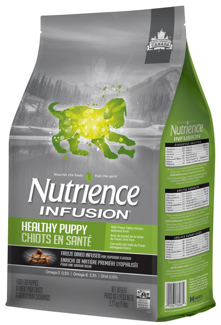 天然健康鸡肉配方幼犬粮